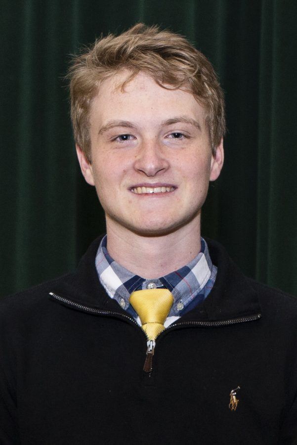 Kevin Sokol Wins Poetry Out Loud