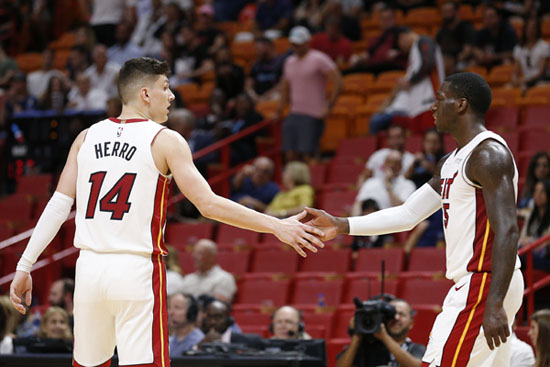 Heat Check: The NBA's Biggest Surprise