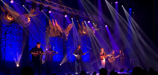 Trampled by Turtles and Them Coulee Boys at Old Forester Paristown Hall