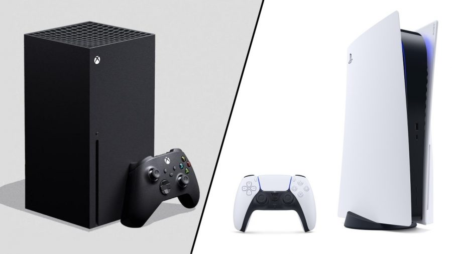 PS5 vs SERIES X