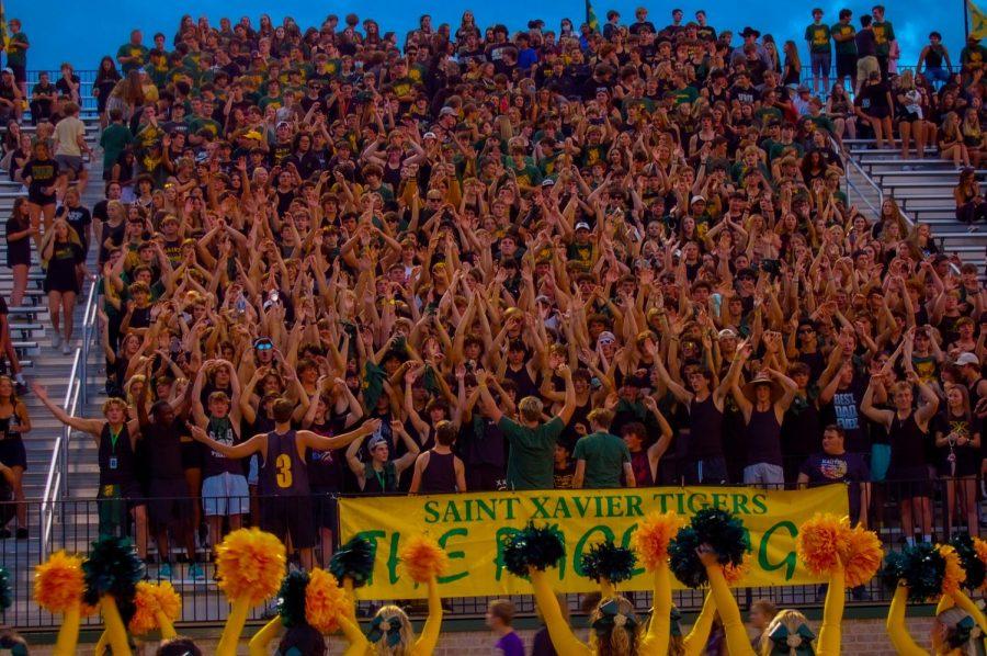 SAC Renews School Spirit