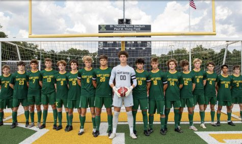 St. Xavier Soccer Starts Postseason Run
