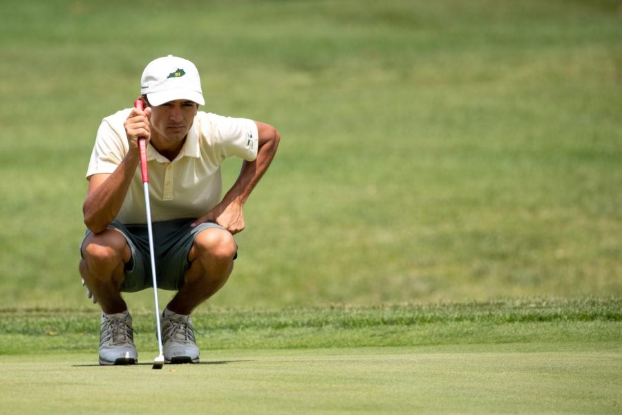 Senior Kash Albarado Qualifies for Golf State Championship